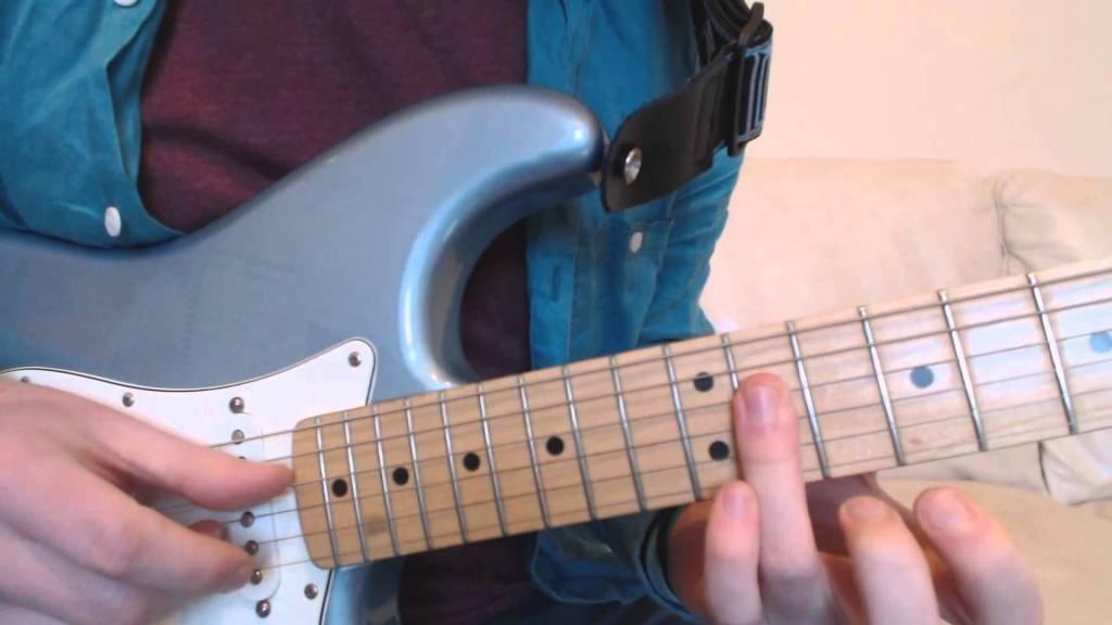 Intermediate Guitar Lessons London Intermediate Guitar Lesson- London Guitar Academy
