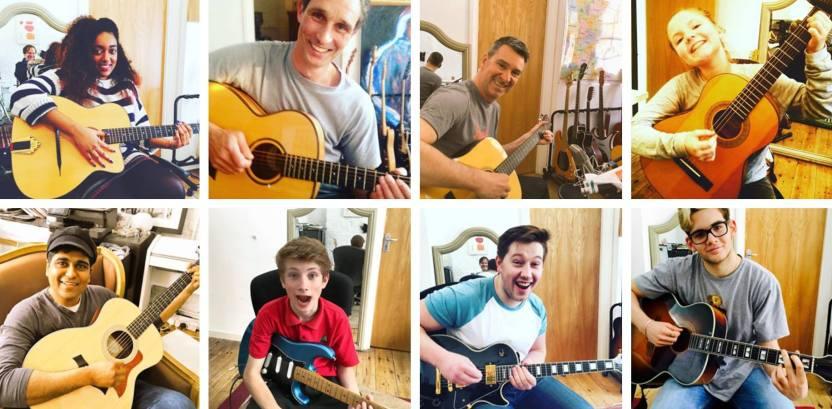 Kilburn Guitar Lessons