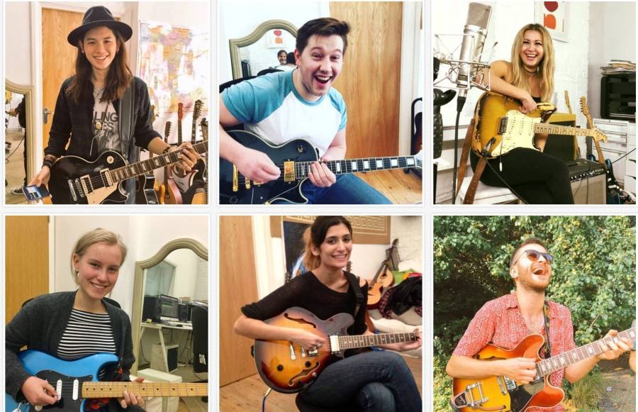 Kilburn Guitar Teachers | Kilburn Guitar Lessons | Guitar Lesson in Kilburn | NW6 Guitar Tuition