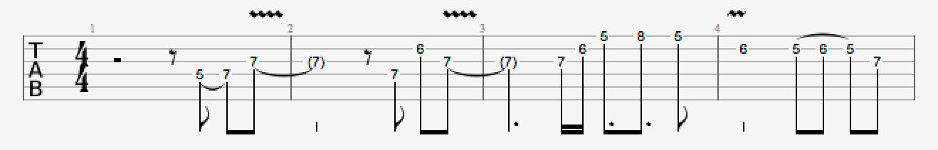"""Sultans of Swing"" licks: 1. Intro"