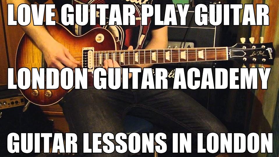 London Guitar School-Guitar London-london guitar