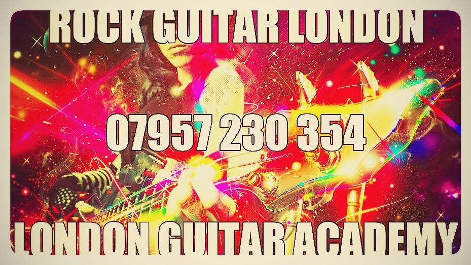 London guitar teacher - guitar tutor - guitar lessons london