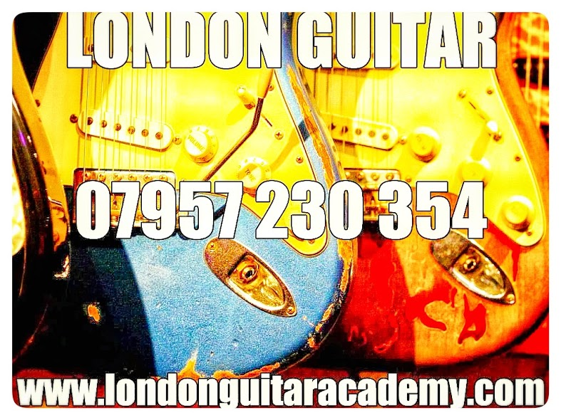 Guitar Lessons in Queens Park, Kensal Rise, Notting Hill, Kensington