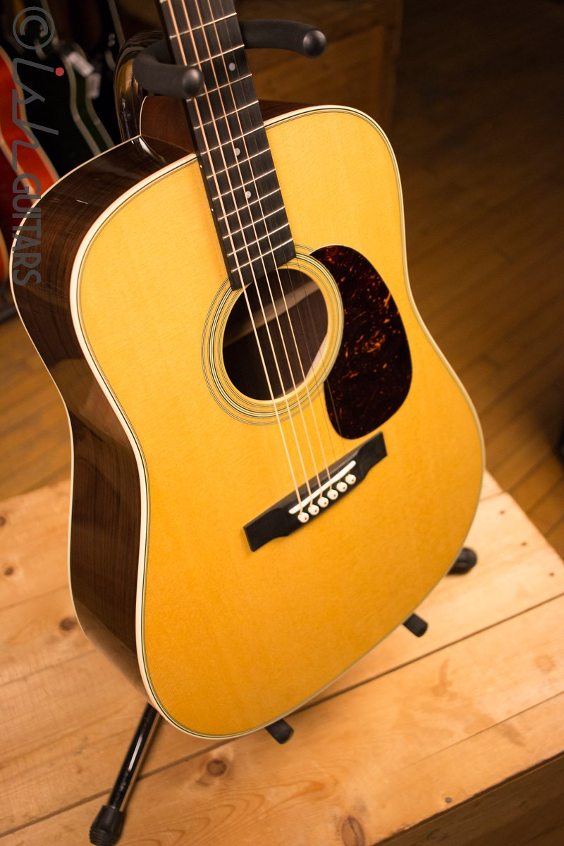 Martin D28 rosewood back and sides Repair Log