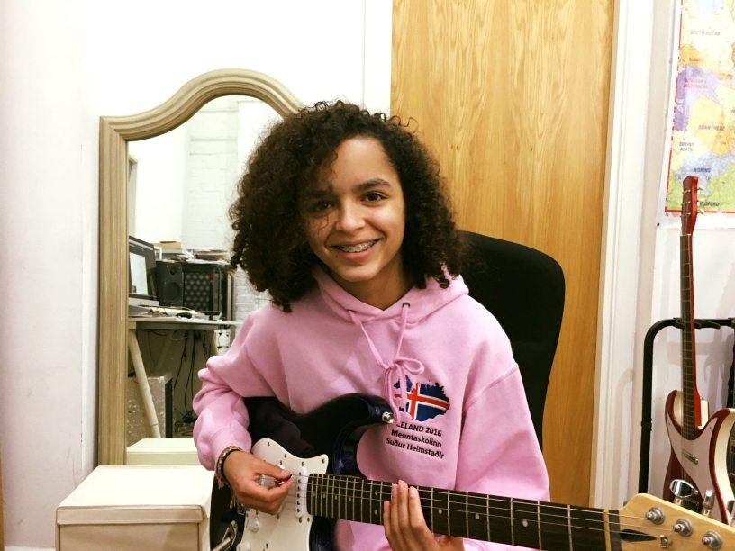 Professional Guitar Lessons London