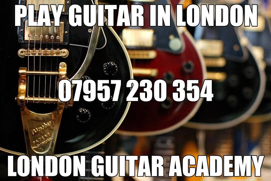 ROCK SCHOOL LONDON - LONDON GUITAR ACADEMY