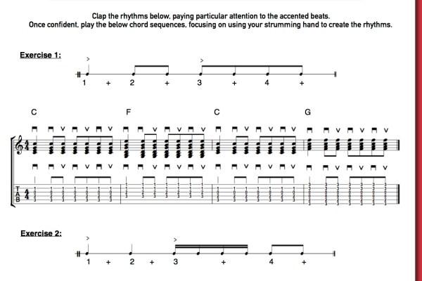 Counting Rhythm