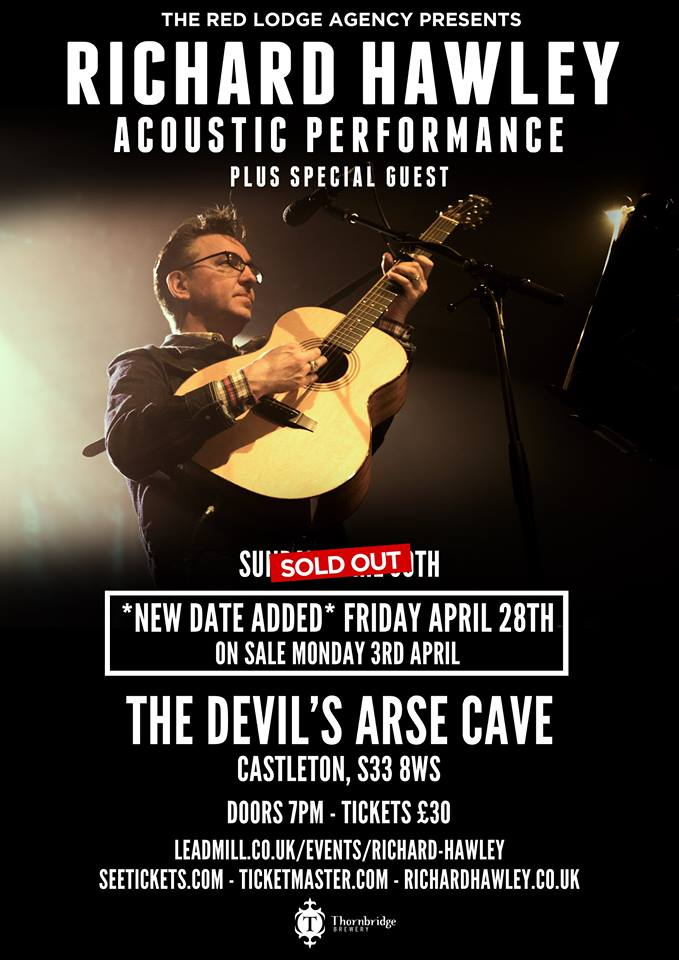 RICHARD HAWLEY GIG REVIEW