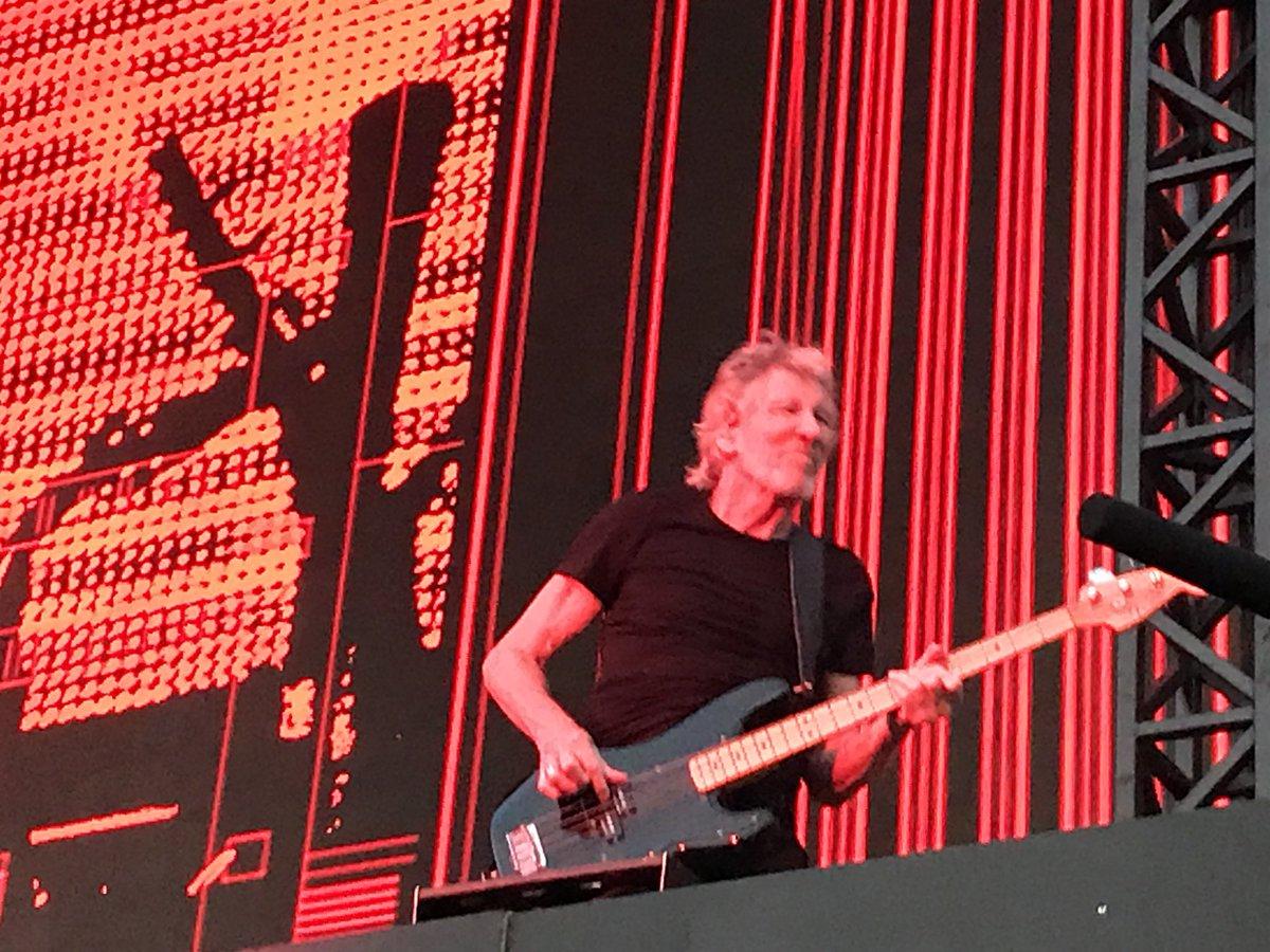 Roger Waters Set List