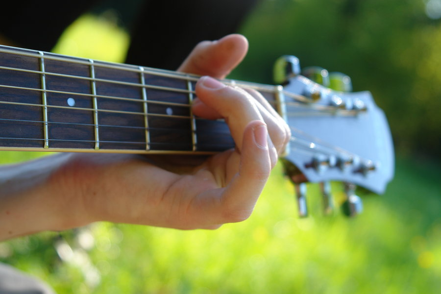 One-to-One Guitar Lessons London