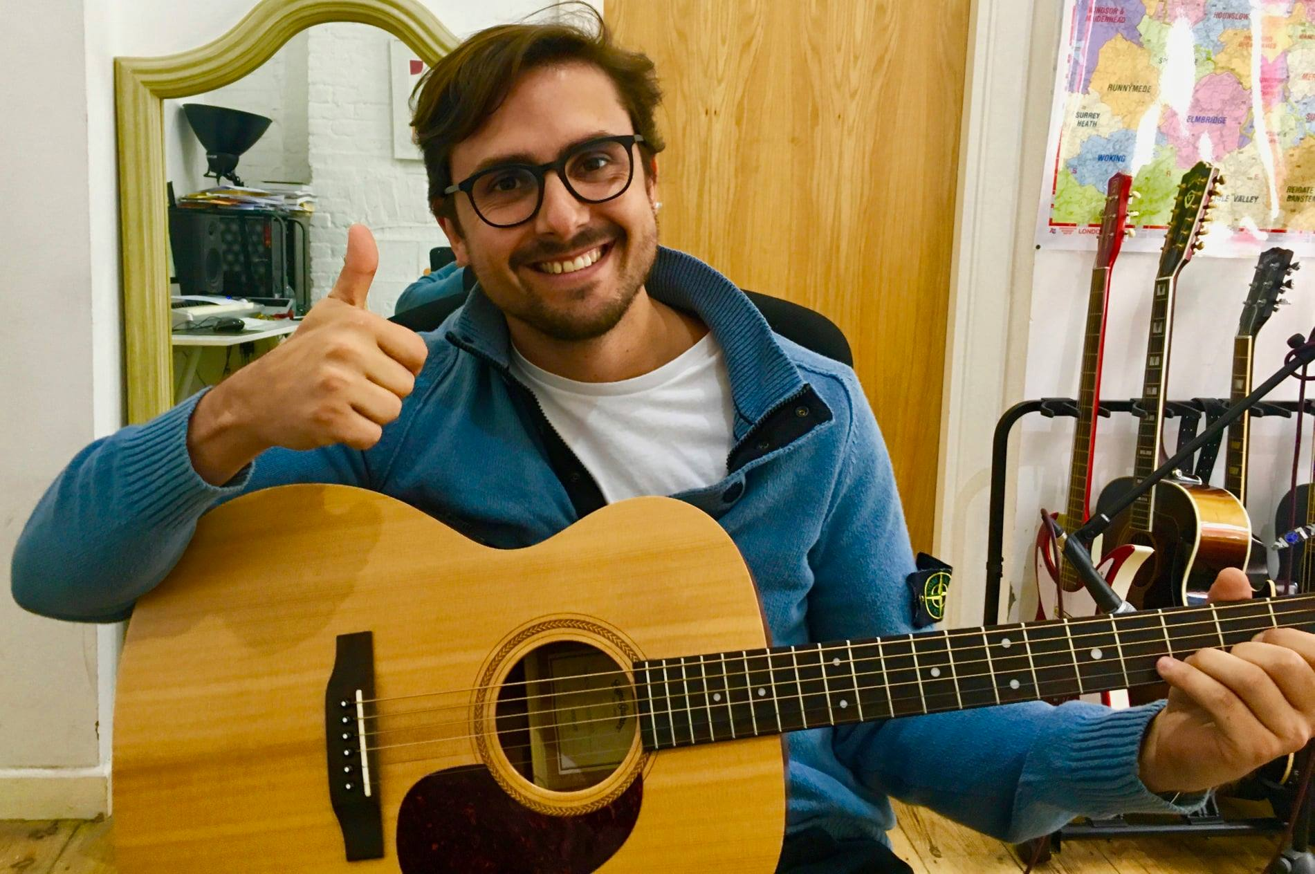 West Hampstead Guitar Lessons