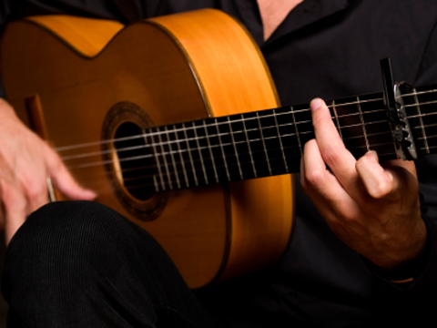 Flamenco guitar lessons London  Flamenco London