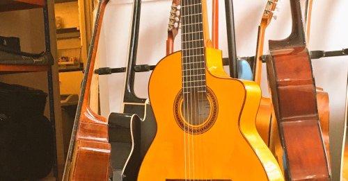 guitar lessons Loughton essex