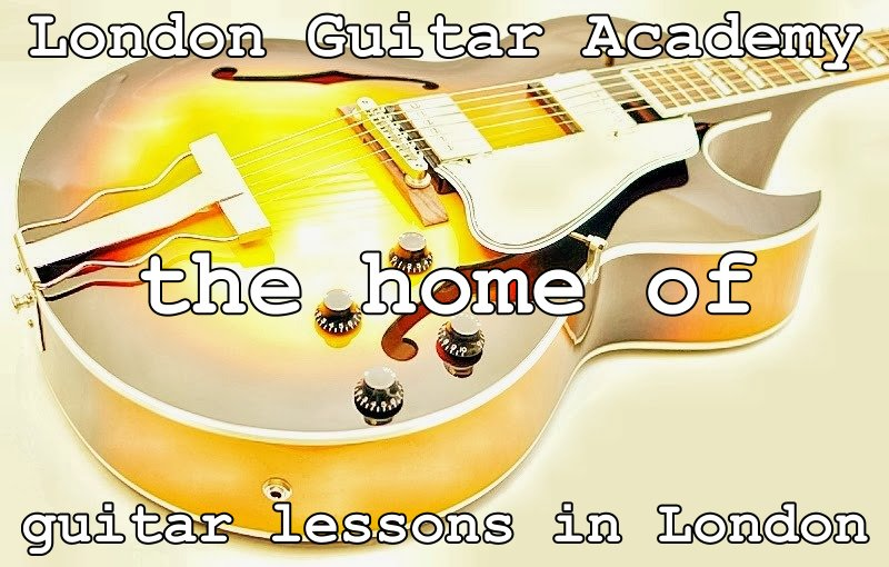 London Guitar Academy the home of Guitar Lessons London