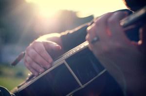 Guitarist London
