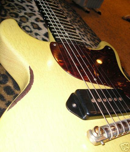johnny thunders guitar