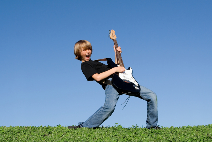 Guitar Lessons For Kids and Teenagers in London