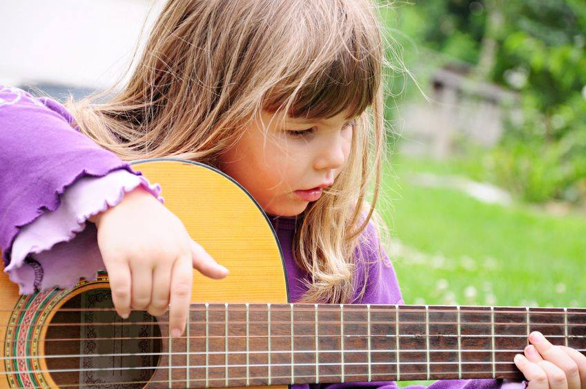 Guitar Lessons for Kids Children's Guitar Lessons