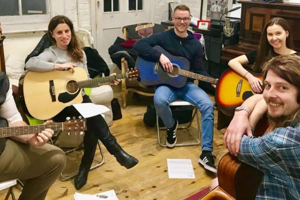 Guitar Lessons Kensal Rise