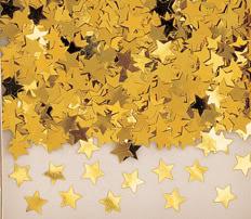 Gold Stardust Table Cofnetti