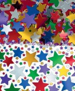 Star Confetti Multi Table Confetti