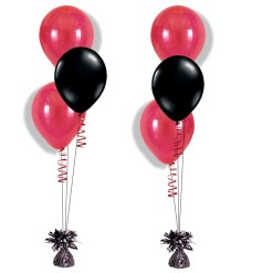 3 Balloon Bouquets
