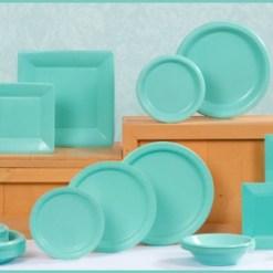 Baby Blue Tableware
