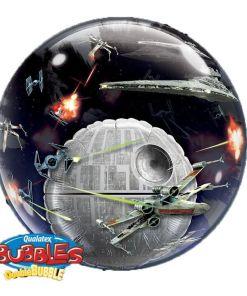 "Death Star 24"" Double Bubble Balloon"