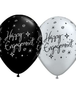 Engagement Latex Balloons