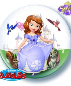 "Disney sofia The First 22"" Bubble Balloon"