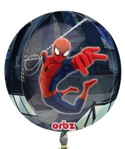 ultimate spiderman orbz