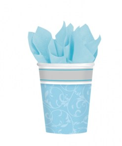 Blessings Blue Cups (8)