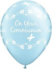 Communion Balloons delivered in London