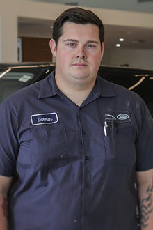 Darren Welch - Apprentice Technician