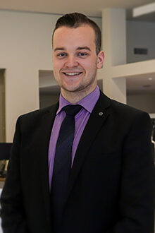 Spencer Clough - Financial Services Manager