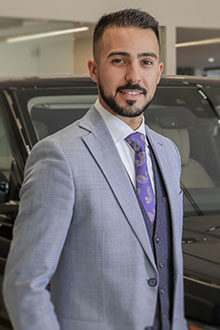 Jawad Al-Hakim - Business Manager