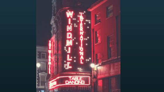 """We Never Clothed"" A stripteasers review of the Windmill International in Soho"