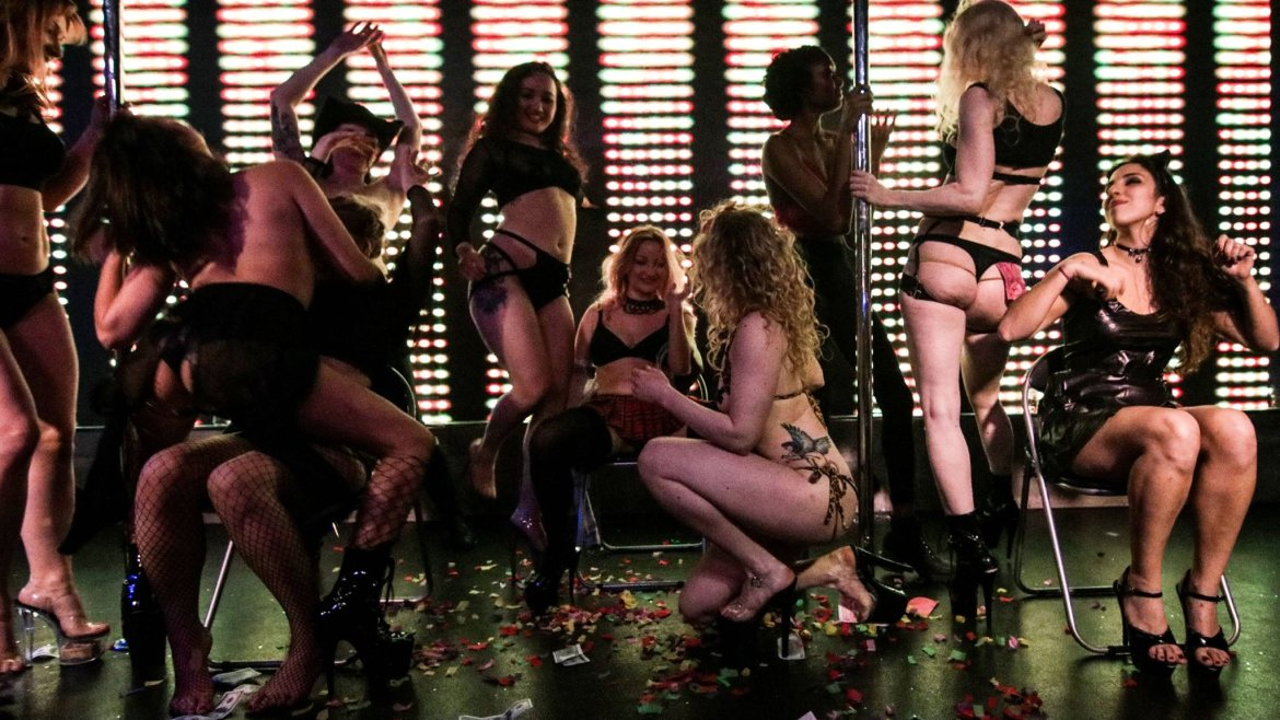 Meet the Strippers Taking over Shoreditch's Party Scene
