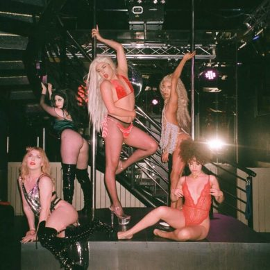 London's first LBGTQ+ strip club rocks