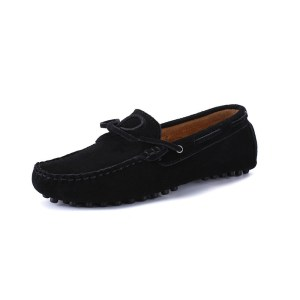 mens black driving shoes loafers - suede driving shoes chelsea london loafers