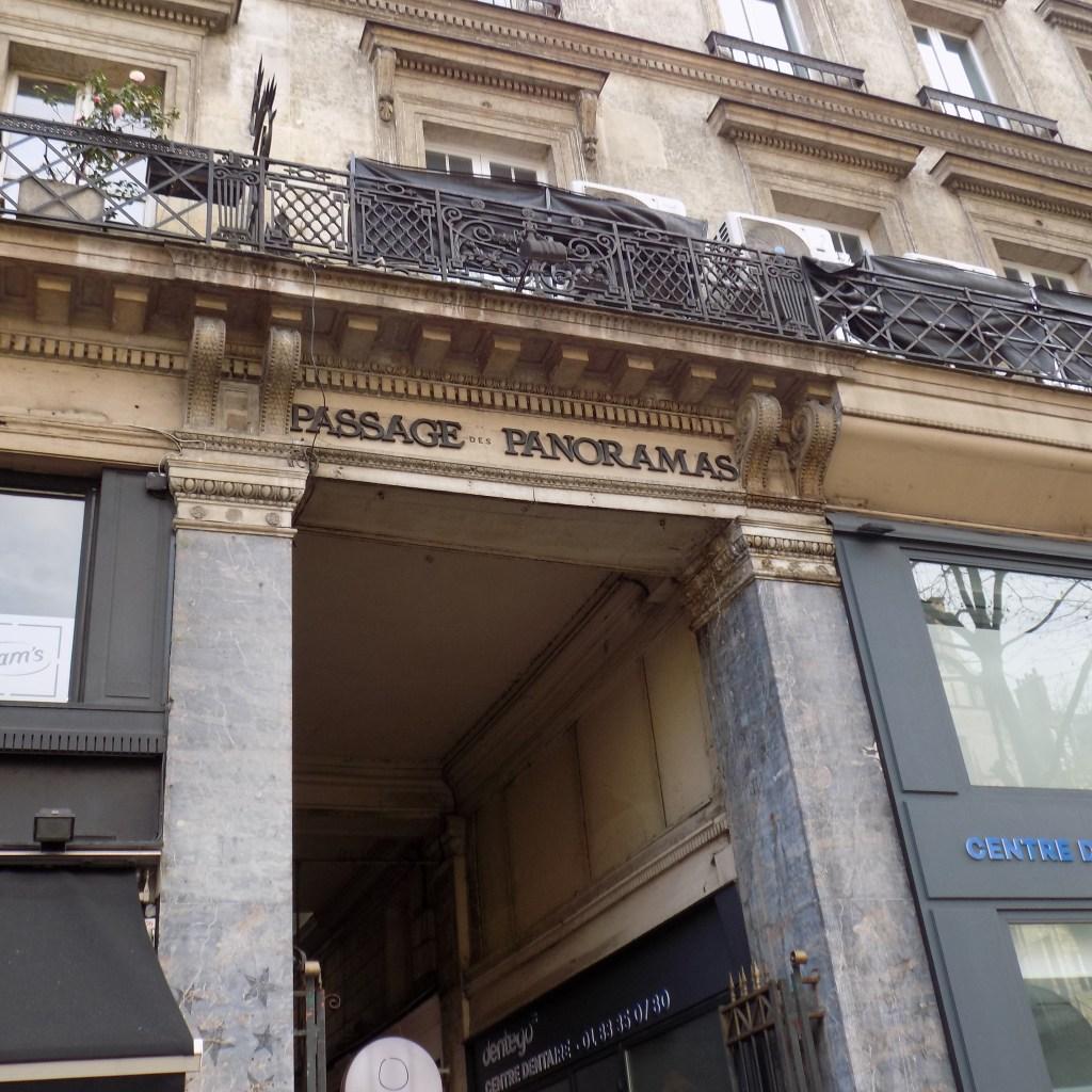 hotel Chopin passage des Panoramas