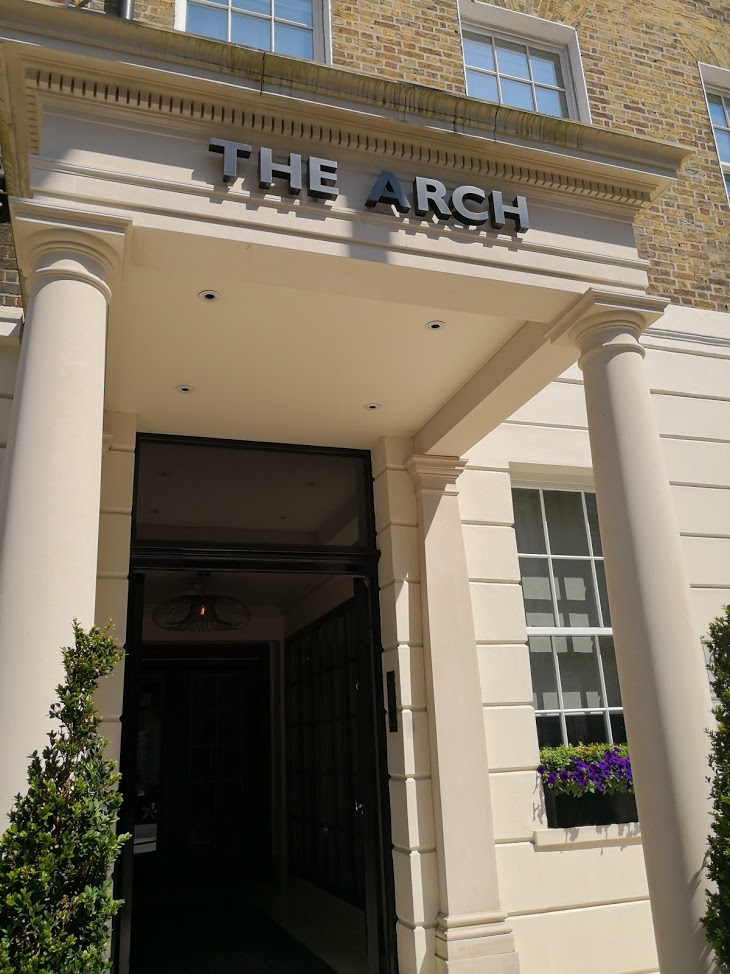 Royal Wedding afternoon tea the Arch hotel