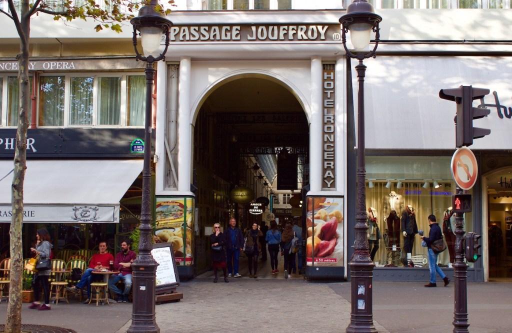 Hotel Chopin Passage Jouffroy
