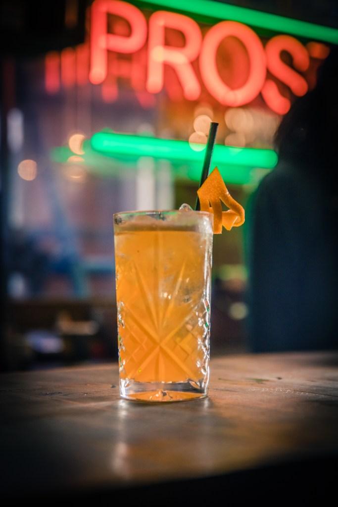 Jägermeister London cocktail week
