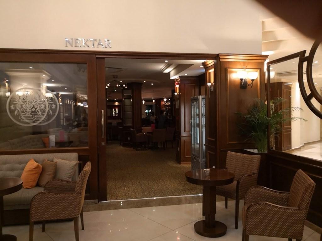 Nectar Bar Aquamare hotel