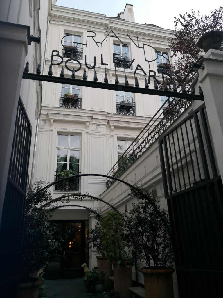 Hotel des Grands Boulevards