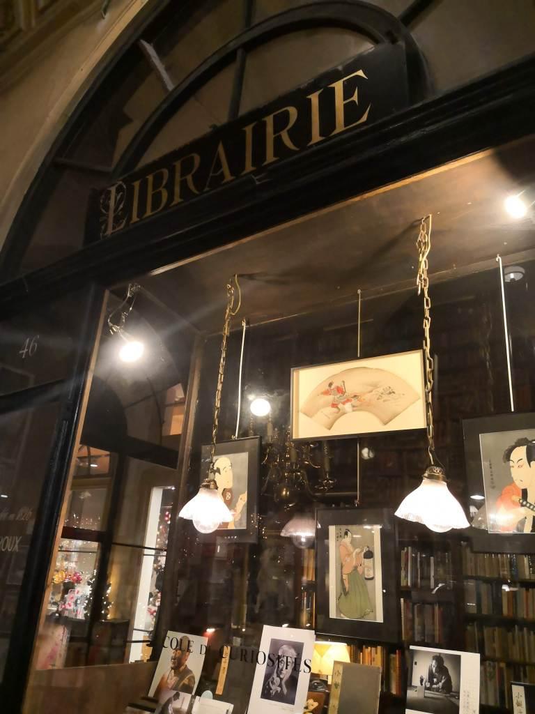 Paris stories, passages