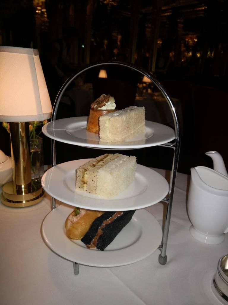 Festive Tea Cafe Royal