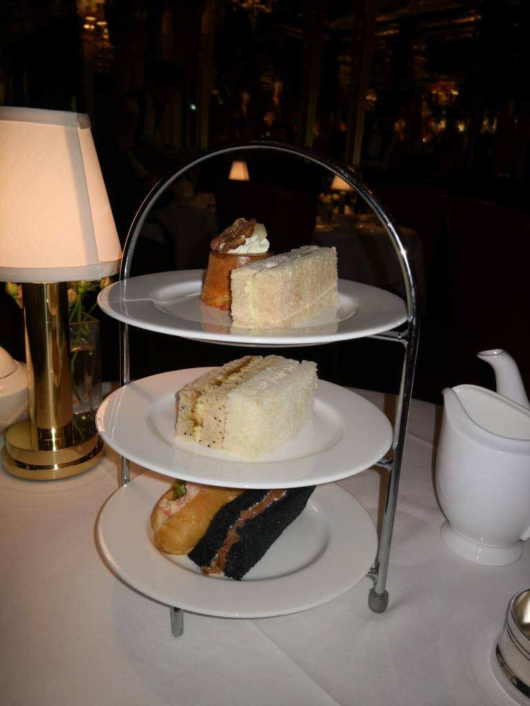 Festive Tea Cafe Royal