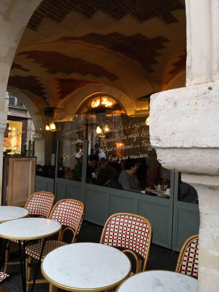 Cafe Hugo Paris,
